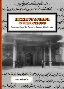 ENDERUN MEKTEB-I INSTRUCTION